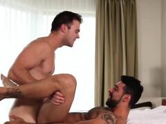 Mick Stallone Rides Gabriel Clark Bigcock
