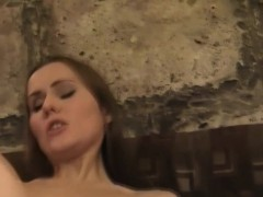 Russian Babe In Devil's Threeway