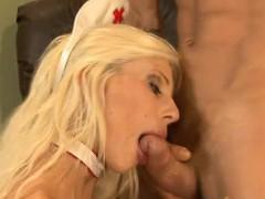 Nurse Puma Swede At Your Service