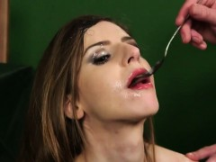 flirty-model-gets-jizz-shot-on-her-face-eating-all-the-juice