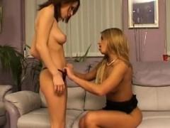 Beautiful Lesbian Sarah James And Carmen