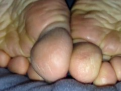 Wifes Amazing Warm Wrinkled Bottoms That Are Rough dry Clos