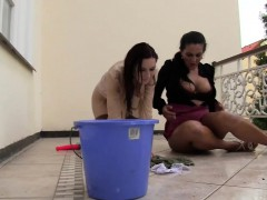 Lesbian Whores Peeing