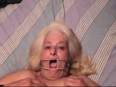 Brit Homemade Granny Bdsm