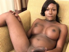 real-amateur-ebony-shemale-masturating-solo