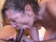 Sexy Mature Sucks And Fucks