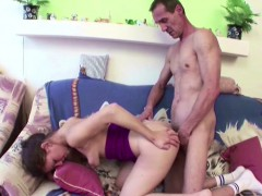 massive dick old man seduce petite 18yr old slut to fuck