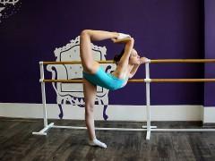 fiatal teen ballerina WWW.ONSEXO.COM