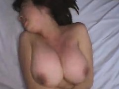 Big Boobs Asian Has Her Pussy Licked Out
