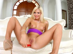 All Internal presents Candee Licious creampie scene