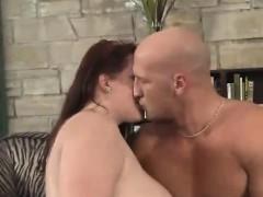 Plumper Eliza Allure Fucked And Jizzed On