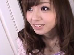 Hot Japanese Chick Gives Dude A Actually Good Footjob