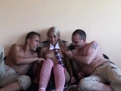 Poker Girl First Time Gangbang Purzel Compilation.