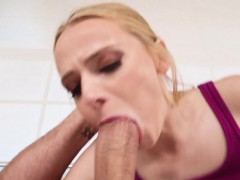 Teen Ava Hardy Sucks And Rides A Giant Cock