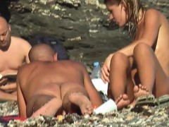 Nudits Amateur Milf Playing – Hot Nude Beach Babe Close-up