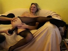 blonde-milf-in-sexy-stockings-fingered-and-fucked