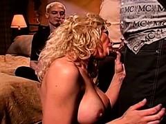 Big Tit Blonde Housewife Swinger Fuck With Stranger