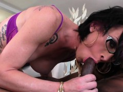 Bj Loving Tranny Facial