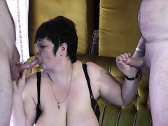 big-tits-mom-threesome-with-cumshot