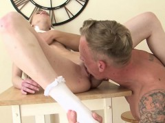 Luke Hardy Is Obsessed By His Hot Stepsister Bianka. This
