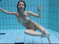 Anetta The Hot Teen In A Sexy Swim-suit