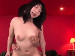 Nude Asian hardcore by lovely Megumi Haruka