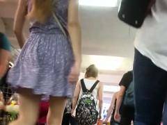 Sexy Teen Upskirt