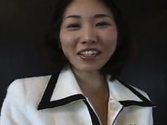 Horny Asian Mature Milf Giving Blowjob And Russian