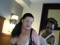 abunny skye milf pawg slave fucked by dallas stroke