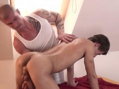 tattooed-top-massaging-a-handsome-twink