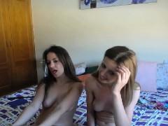 sexy-brunette-lesbian-threesome