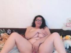 spectacular bbw masturbating – olalacam