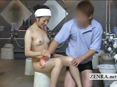 outgoing-japanese-spa-girls-tease-and-strip-shy-worker