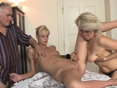 she nails his whole family! WWW.ONSEXO.COM