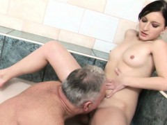 Horny Legal Age Teenager Is Fucking Her Old, Married Ally