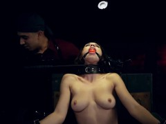 bondage squirt hd and transvestite slave best mates aidra