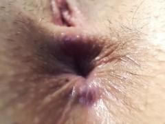 Lustful Brunette Slut Plays With Her Hot Body