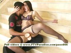 erika-independent-amazing-brunette-teen-babe-with-boyfriend