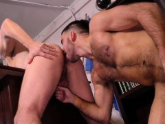Men.com - Jackson Grant And Will Braun - Text