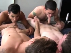 Straight Boy Given Gay Enemas First Time Orgy W Tyler,