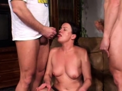 Men Cums Grannies In The Mouth