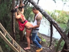 brazilian extreme backdoor last night, kaylee banks went to a WWW.ONSEXO.COM