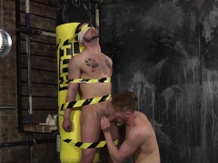 Koby Lewis Has Freaky Fuck Session With Tyler Underwood