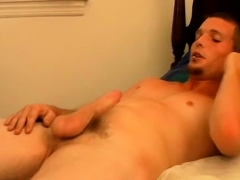 Viper Is No Stranger To Stroking His Cock With His Buddies,