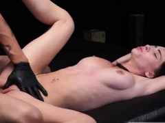 Bound Bdsm And Teen Nude Outdoors Lean, Leggy, Young,