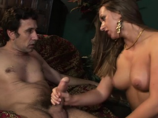 Sensational MILF loves their hard cocks