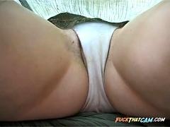 Voyeur 3 A Babe With Spread Thighs (mrno)