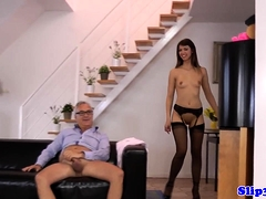 euro-beauty-riding-old-mans-cock