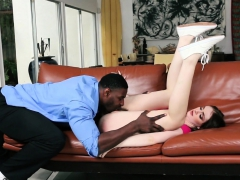 Huge Butt Maya Kendrick Gets Drilled By Bbc