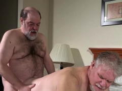 Daddy Takes A Big Cock Raw